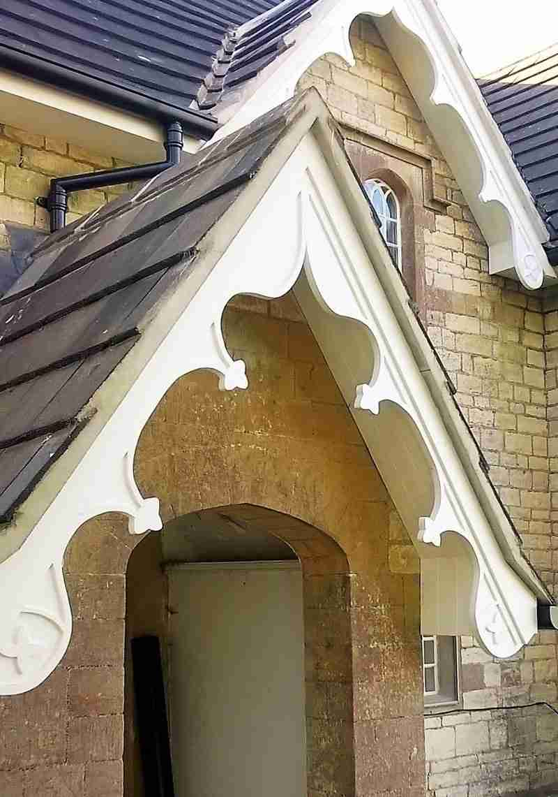 Bespoke Exterior and Interior Joinery - Fascia