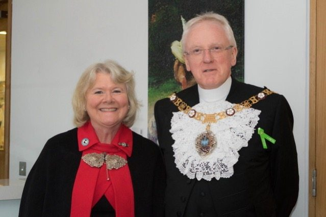 The Lord Mayor and Master