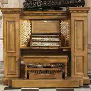 St Paul's Cathedral Console