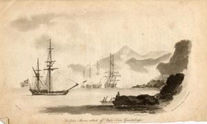 The Capture of Guadeloupe