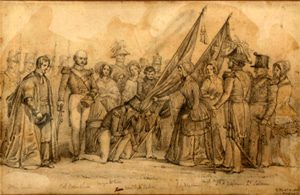 Concerning Colours and Skirmishers…