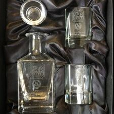 RGBW Decanter Set